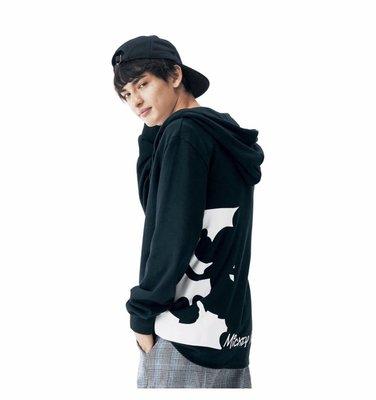 Co媽日本代購 日本 正版 迪士尼 男生棉混 連帽外套 M~3L 大尺碼 預購 米奇 唐老鴨 布魯托 玩具總動員