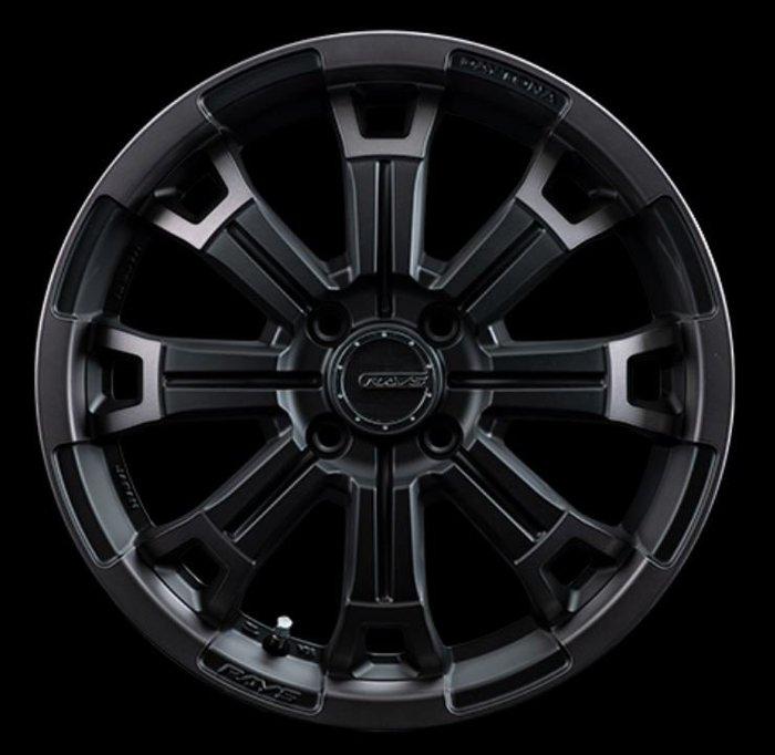 DJD19051746 日本正RAYS KCX-collection 15-16吋 鍛造鋁圈 輕量化 依當月報價為準