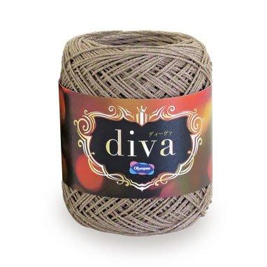 編織Olympus diva 帝寶棉麻紗~包包、帽子~紙線、麻繩、布條線~手工藝材料、編織工具、進口毛線【彩暄手工坊】