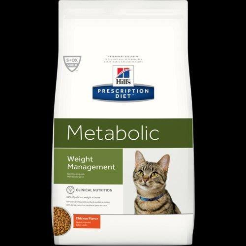 希爾思 希爾斯 Hills 貓 處方飼料 Metabolic 肥胖基因代謝餐 1.5kg [10362HG] 信用卡專區