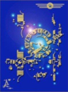 [心靈之音] #221 聯邦藍圖:免費能源算式(冷融合科技模版)-能量催化圖系列-美國進口中文說明
