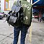 『老兵牛仔』KX6014歐美復古擦色鞣皮雙肩撞...