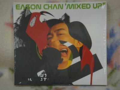 陳奕迅cd=EASON CHAN MIXED UP (2001年發行,全新未拆封)