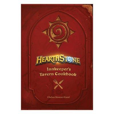 【丹】暴雪商城_Hearthstone: Innkeeper's Tavern Cookbook 爐石戰記 食譜