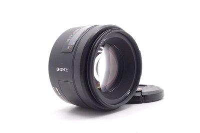 【台中青蘋果】Sony 50mm f1...
