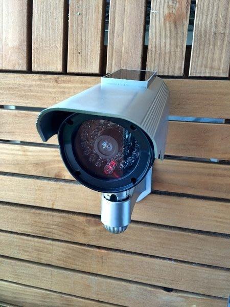 ☀傑太光能☀太陽能仿真監控模型 太陽能監視器 假監視器 假攝影器 C-49面向陽光