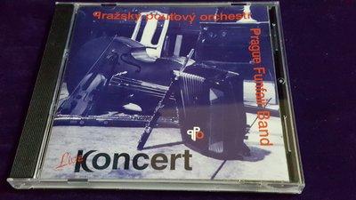 R西洋團(二手CD)Prague Funfair Band無IFPI~