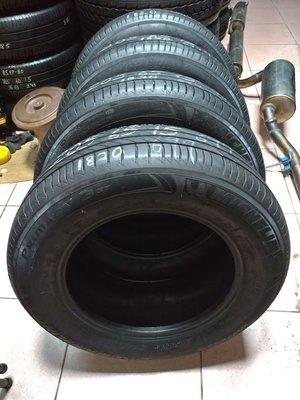 205 65 R 15 米其林 PRIMACY 3 ST 18年製造 9成落地胎 二手 中古 車 輪 胎 一條1600元