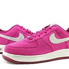 =CodE= NIKE LUNAR FORCE 1 REFLECT 3M反光籃球鞋(紫灰) 616774-600 AIR