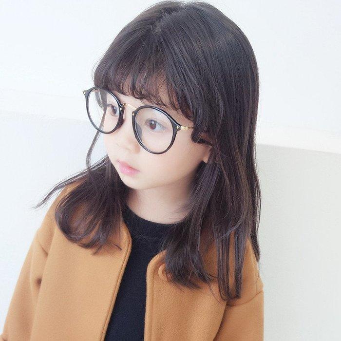 SX千貨鋪-兒童平光鏡裝飾鏡復古超輕寶寶眼鏡框鏡片可拆卸男女大童眼鏡架#男女童太陽鏡#可愛#眼鏡#時尚