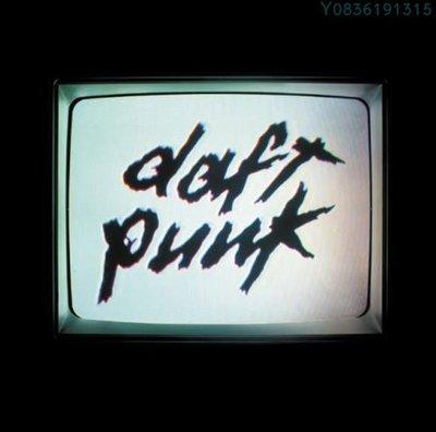 爆款CD.唱片~訂】蠢朋克 Daft Punk Human After All 2LP 黑膠唱片