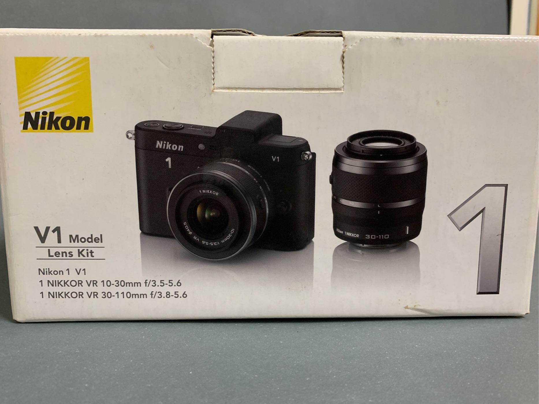 Nikon V1相機