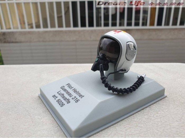 美國飛行頭盔 Pilot Helmet Gueneu 316 Luftwaffe art 6026 全新現貨特惠價~!!
