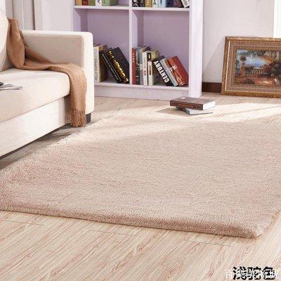 精選  北歐地毯簡約現代臥室滿鋪可愛客廳茶幾沙發房間公主床邊地墊訂製
