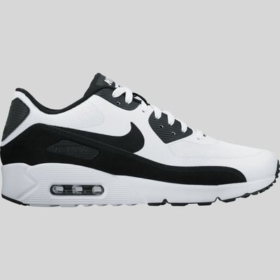 【西寧鹿】Nike Air Max 90 Ultra 2.0 875695-100 男 黑白 運動鞋 NI017