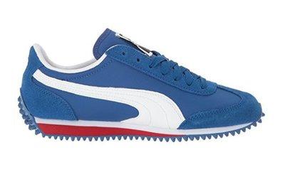 藍面白標紅底 ※台北快貨※全新Puma WHIRLWIND Classic經典潮鞋,非SuperStar ROMA OG