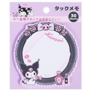 4165本通 日本製 自黏便箋 酷洛米 山姆企鵝 史努比  哆啦A夢 4901610066805 下標前請詢問