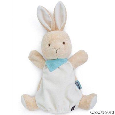 🌟正版🌟【 法國 Kaloo 】 Les Amis 波林兔 安撫手偶
