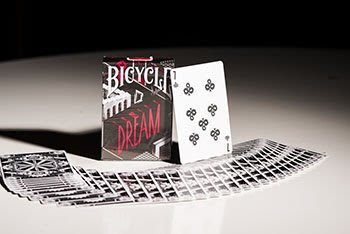 【USPCC撲克】Bicycle Dream deck Silver playing card