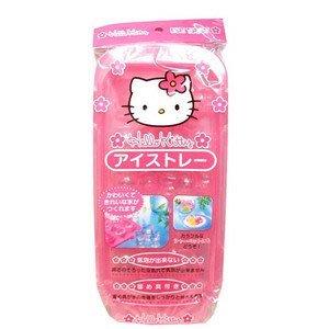 GIFT41 4165本通 重慶門市 凱蒂貓 KT 造型 製冰盒 冷甜食自製盒 4973307129711