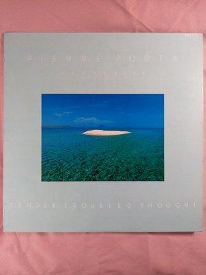 鋼琴演奏/早期黑膠LP/Pierre Porte皮爾波特/Tender Troubled thought 歌林 片況NM