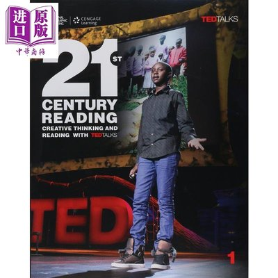 21st Century Reading 1: Creative Thinking and Reading 英文原版 2