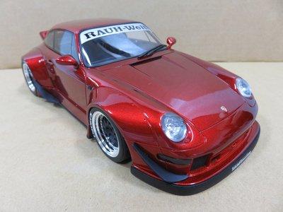 =Mr. MONK= GT SPIRIT Porsche 911 RWB Duck Tail (993)