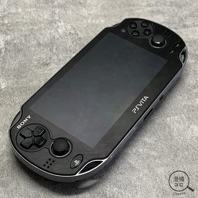 『澄橘』SONY PS VITA PCH-1007 主機 遊戲機 WIFI+記憶卡+遊戲片 黑《二手 無盒》A53063
