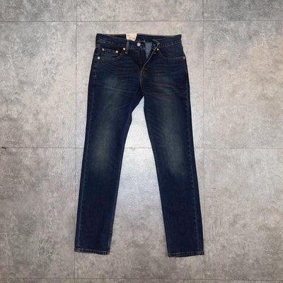 【Faithful】LEVIS 511-1163 牛仔長褲【5111163】 美版 藍刷色