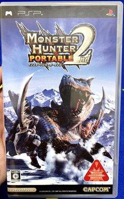 幸運小兔 PSP遊戲 PSP 魔物獵人 攜帶版 2 Monster Hunter Portable C9