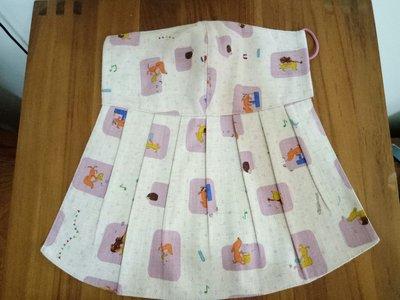 天使熊雜貨小鋪~新純手工日本布立體口罩 大人加長版-單車必備~原價450