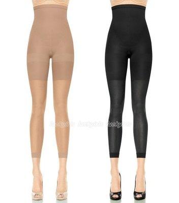 美國品牌SPANX~高腰塑身褲/束身褲/內搭褲/Legging  #1843 ASSETS系列 膚色/黑色