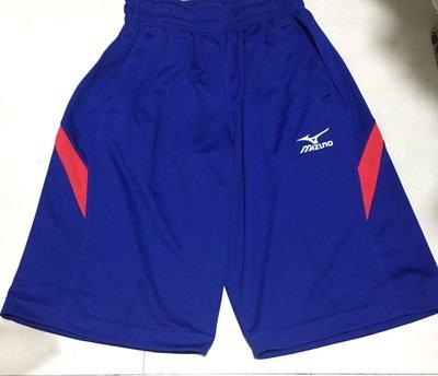 世偉運動精品* MIZUNO 56DFF33216 中華奧運代表隊針織短褲 中華隊 全台獨家