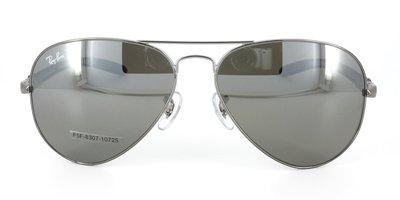 Rayban 雷朋 RB8307 004/N8 58mm 碳纖維 水銀 偏光 旭日公司貨-[和光堂眼鏡 S小舖]