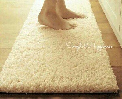 訂製80cmX145cm時尚 高級 舒適 羊羔絨地毯 臥室床前毯 兒童爬行毯[for:Shindy]