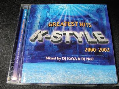 【198樂坊】K-STYLE GREATEST HITS 2000-2002(On The Move..日版)CM