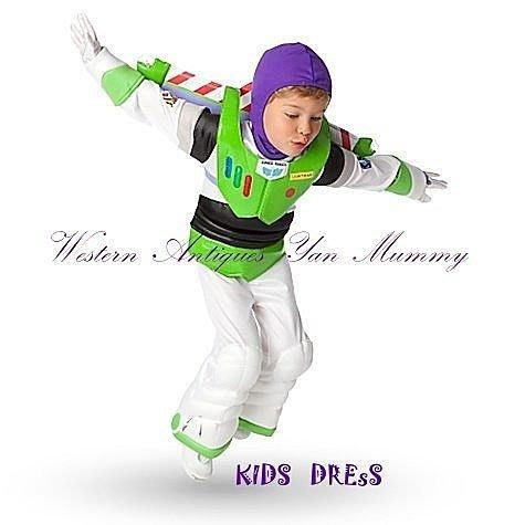 妍媽咪兒童禮服出租~迪士尼玩具總動員巴斯光年空間遊俠服裝~萬聖節造型表演