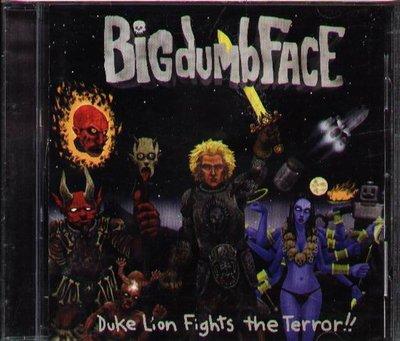 八八 - Big Dumb Face - Duke Lion Fights The Terror - 日版 CD