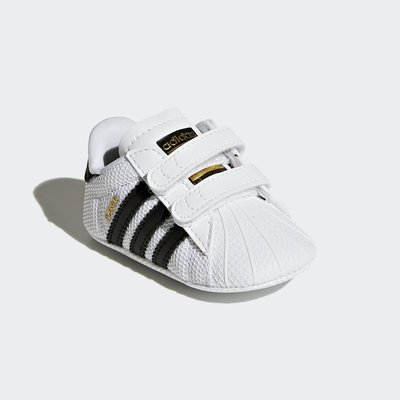 ADIDAS SUPERSTAR CRIB 金標 魔鬼氈 學步鞋 小童嬰兒 ~原價1490元