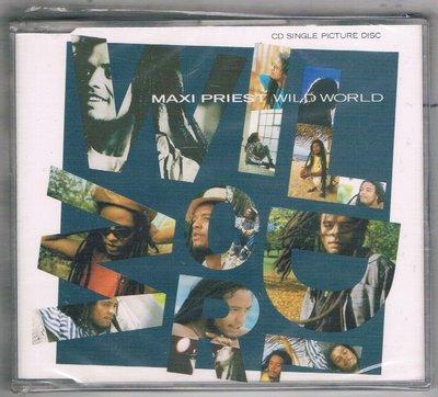 [鑫隆音樂]西洋CD-Maxi Priest:Wild World {TENCD221} 全新/免競標