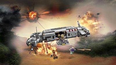 7/ 4現貨到 樂高 LEGO 75140 星際大戰系列 反抗軍運輸艦 全新未拆 台北市