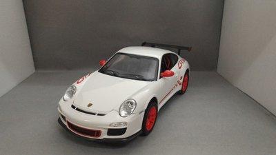 阿莎力 1:14(1/14)保時捷PORSCHE 911 GT3 RS 正版 遙控汽車遙控車 聖誕禮物新年禮物