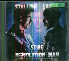 *還有唱片行* STING DEMOLITION MAN 二手 Y8385