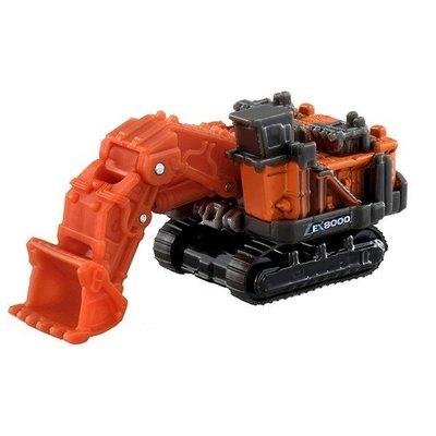4165本通 多美 TM#025 日立挖士機 EX8000-6 4904810158264 下標前請詢問