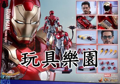 ironman mark XLVII 47 MMS427-D19 全新啡箱未開 hottoys Hot toys Homecoming Spiderman