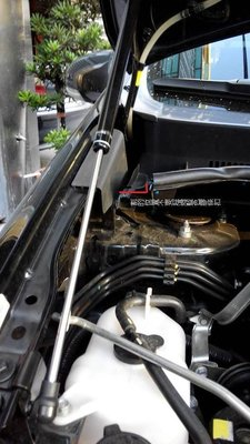 小新汽材豐田TOYOTA new WISH04~16年 引擎蓋 氮氣撐桿 挺桿 頂桿 專用款