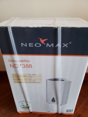 NeoMax ND7388 - 22 Litres/ Day