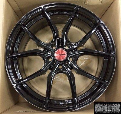 全新鋁圈 正 RAYS 57FXX 19吋 亮黑色 旋壓鑄造 輕量化 前後配 另有 16吋 17吋 18吋 20吋 輪圈