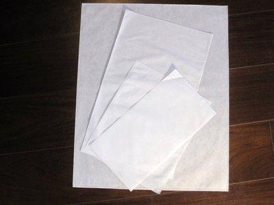 平口式防塵袋、不織布防塵套、包裝袋、不織布袋、收納袋、平口袋、無紡布、【40*50cm 四號袋】
