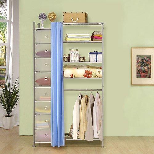 【中華批發網DIY家具】D-61-04-W5+PP型60公分衣櫥櫃-(前罩)不織布